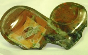 Fused Glass Sculpture 3